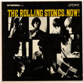 "Music Memorabilia:Recordings, The Rolling Stones, Now! 7"" Jukebox Six Track Stereo EP (London ESB-1060)...."
