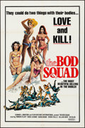 """Movie Posters:Exploitation, The Bod Squad & Other Lot (Film Ventures International, 1974).One Sheets (2) (27"""" X 41""""). Exploitation.. ... (Total: 2 Items)"""