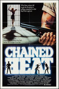 """Movie Posters:Sexploitation, Chained Heat & Other Lot (Intercontinental Releasing, 1983).One Sheets (2) (27"""" X 40.5"""" & 27"""" X 41""""). Sexploitation.. ...(Total: 2 Items)"""