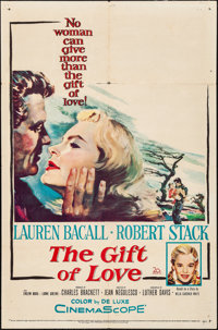 """The Gift of Love & Other Lot (20th Century Fox, 1958). One Sheets (2) (27"""" X 41""""). Drama. ... (Total:..."""