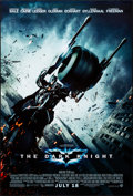 """Movie Posters:Action, The Dark Knight (Warner Brothers, 2008). One Sheet (27"""" X 40"""") DS Advance. Action.. ..."""