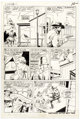 Dick Ayers and Vince Colletta Two Gun Kid #83 Story Page 9 Original Art (Marvel, 1966)