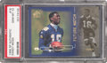 Football Cards:Singles (1970-Now), 1998 SP Authentic Randy Moss #18 PSA Gem Mint 10....
