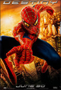 """Movie Posters:Action, Spider-Man 2 & Other Lot (Columbia, 2004). One Sheets (2) (26.75"""" X 39.75"""") SS. Action.. ... (Total: 2 Items)"""