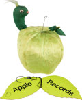 Music Memorabilia:Memorabilia, Beatles - Apple Records Plush Mobile. ...