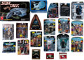 Movie/TV Memorabilia:Toys, Star Trek Multiple Series Group of Dan Curry Owned Toys and Models (Circa 1980s-2000s)....