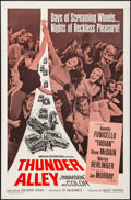 "Movie Posters:Action, Thunder Alley (American International, 1967). One Sheet (27"" X 41""). Action.. ..."