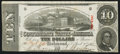 Confederate Notes:1863 Issues, T59 $10 1863 PF-26 Cr. 443. . ...