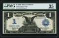 Large Size:Silver Certificates, Fr. 235 $1 1899 Silver Certificate PMG Choice Very Fine 35.. ...
