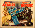 "Shall We Dance (RKO, 1937). Title Lobby Card (11"" X 14"")"
