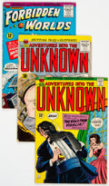 Silver Age (1956-1969):Horror, ACG Group of 48 (ACG, 1961-67) Condition: Average VG.... (Total: 48)