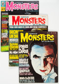 Magazines:Horror, Famous Monsters of Filmland Group of 26 (Warren, 1964-69) Condition: Average VG/FN.... (Total: 26 Items)