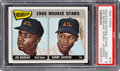 Baseball Cards:Singles (1960-1969), 1965 Topps Joe Morgan - Astros Rookies #16 PSA Mint 9. ...