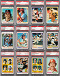 Baseball Cards:Sets, 1978 Topps Baseball High Grade Complete Set (726)....