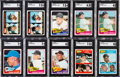 Baseball Cards:Lots, 1965 Topps Baseball Collection (1700+) With Stars....