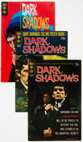 Silver Age (1956-1969):Horror, Dark Shadows Group of 5 (Gold Key, 1969-71) Condition: AverageVG/FN.... (Total: 5 )