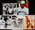 Autographs:Photos, 1950s-60s Hall of Fame Signed Photograph Lot of 12.. ... (Total: 12item)