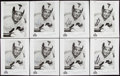 Autographs:Photos, Elroy Hirsch Signed Photograph Lot of 10. ...