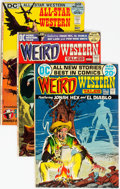 Bronze Age (1970-1979):Western, All Star Western/Weird Western Tales Group of 17 (DC, 1972-75) Condition: Average FN+.... (Total: 17 )