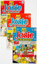Silver Age (1956-1969):Humor, Josie Group of 41 (Archie, 1967-93) Condition: Average FN+.... (Total: 41 Comic Books)