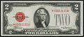 Small Size:Legal Tender Notes, Fr. 1505* $2 1928D Legal Tender Note. Choice About Uncirculated.. ...