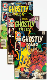 Ghostly Tales Group of 30 (Charlton, 1976-82) Condition: Average FN.... (Total: 30 )