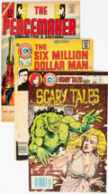 Silver Age (1956-1969):Horror, Charlton Silver to Modern Age Comics Group of 37 (Charlton,1967-84) Condition: Average VF.... (Total: 37 )