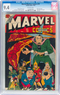 Golden Age (1938-1955):Superhero, Marvel Mystery Comics #79 (Timely, 1946) CGC NM 9.4 Off-white pages....