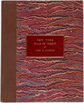 Books, Hickcox, John H. A History of the Bills of Credit or Paper Money Issued by New York, from 1709 to 1789: With a Descrip...