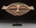 Tribal Art, An Exceptional Classic Mask Form, Eastern Pende People, CentralAfrica...