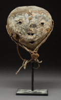 Tribal Art, A Lega Mask Height:  6 inches