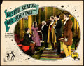 "Movie Posters:Comedy, Our Hospitality (Metro, 1923). Lobby Card (11"" X 14""). From the Collection of Frank Buxton, of which the sale's proceeds w..."
