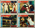 """Movie Posters:Horror, Chandu the Magician (Fox, 1932). Lobby Cards (4) (11"""" X 14"""").. ... (Total: 4 Items)"""