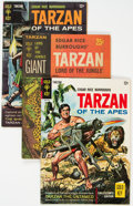 Silver Age (1956-1969):Adventure, Tarzan Group of 23 (Gold Key, 1965-72) Condition: Average FN/VF.... (Total: 23 )