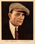 """Movie Posters:Horror, Lon Chaney (MGM, 1920s). Personality Poster (22"""" X 28"""").. ..."""