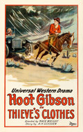 "Movie Posters:Western, Thieves' Clothes (Universal, 1920). One Sheet (26"" X 41.25"").. ..."