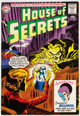 House of Secrets #61 (DC, 1963) Condition: FN