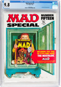 Magazines:Mad, MAD Special #15 (EC, 1974) CGC NM/MT 9.8 Off-white to whitepages....
