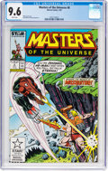 Modern Age (1980-Present):Science Fiction, Masters of the Universe #8 (Marvel, 1987) CGC NM+ 9.6 Whitepages....