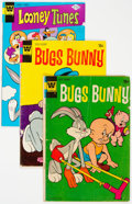 Bronze Age (1970-1979):Miscellaneous, Whitman Bronze Age Variant Looney Toons/Bugs Bunny Group of 90(Whitman, 1970s) Condition: Average GD/VG.... (Total: 90 ComicBooks)
