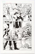 Original Comic Art:Panel Pages, Scot Eaton and Andrew Hennessy X-Men Legacy #214 Story Page11 Original Art (Marvel, 2008)....
