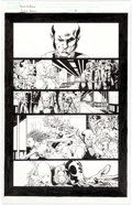 Original Comic Art:Panel Pages, Tom Raney and Scott Hanna Exiles Annual #1 Story Page 12Original Art (Marvel Comics, 2007)....
