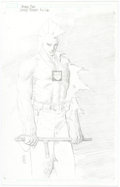 Original Comic Art:Illustrations, John Romita Jr. Savage Dragon Pin-Up Drawing Original Art(Image/Image Con, 2009)....