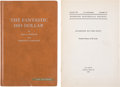 Books, Newman, Eric P. Earliest Picture of St. Louis. Offprint fromGlimpses of the Past. Vol. VIII, Nos. 7-9. St. Louis: M...