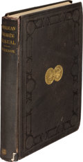 Books, Dickeson, Montroville Wilson. The American Numismatic Manual of the Currency or Money of the Aborigines, and Colonial,...