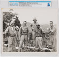 Explorers:Space Exploration, Astronaut Training: Original NASA Photograph Taken During the Air Force Tropical Survival School, June 3-6, 1963, of Astronaut...