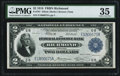 Fr. 761 $2 1918 Federal Reserve Bank Note PMG Choice Very Fine 35