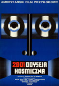 """Movie Posters:Science Fiction, 2001: A Space Odyssey (MGM, 1973). Full Bleed First Release Polish One Sheet (22.75"""" X 33"""") Wiktor Gorka Artwork.. ..."""