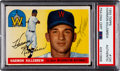 Autographs:Sports Cards, Signed 1955 Topps Harmon Killebrew #124 PSA/DNA Authentic....