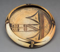 American Indian Art:Pottery, A Hopi Polychrome Bowl...